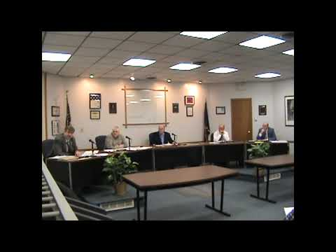 Rouses Point Village Board Meeting  4-2-12