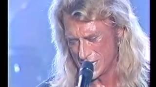Johnny Hallyday - Que je t'aime (Live)