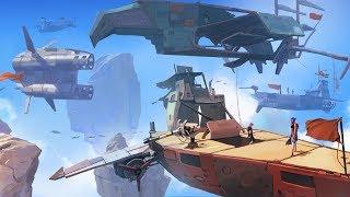 Worlds Adrift - Korai Hozzáférés Teaser Trailer