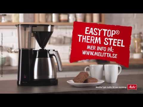 Melitta® Easytop® Therm Steel