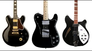 Top 10 Guitar Models of All Time