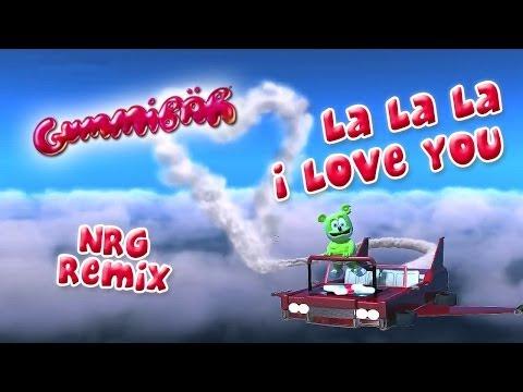 La La La I Love You ( NRG Mix ) by Gummibär ( the gummy bear )