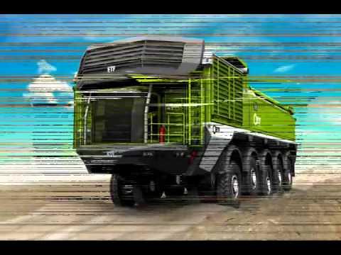 Důlní vůz ETF