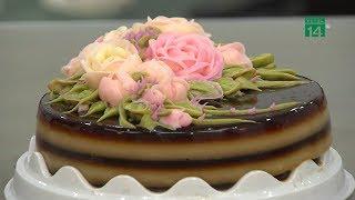 VTC14 | Bánh thạch rau câu hoa nổi: Thanh mát mùa hè