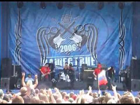 Total - Мой мир. Нашествие 2006. Home-video.