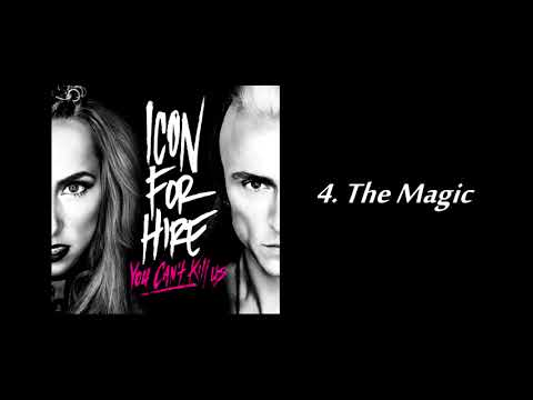 Icon For Hire - You Can't Kill Us (Full Album)