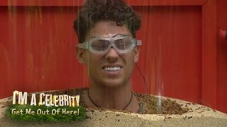 Joey Shows Off His Counting Skills | I'm A Celebrity...Get Me Out Of Here!