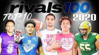 2020 Rivals Rankings: Top Ten Revealed