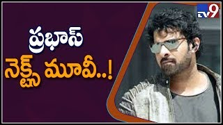 After release of Sahoo, what next for Prabhas?..