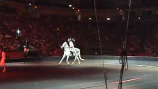 "Royal Cossacks-Ringling Bros. and Barnum & Bailey 138th Edition ""Over The Top"""
