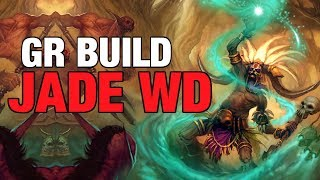 Jade Witch Doctor GR Build Season 16 Patch 2.6.4 Diablo 3 Guide