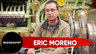 Submarine Consultant Eric Moreno: Ask Me Anything, Presented by Biography and Reddit | Biography
