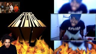 AMAZING!!   Dreamville - ROTD3 Album   Reaction