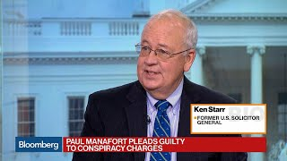 Ken Starr Says There Will Be 'Hell to Pay' If Trump Fires Mueller - YouTube