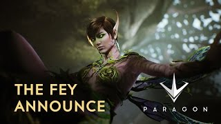 The Fey Announce Trailer preview image