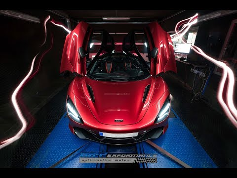 McLaren 720S Remap Stage 1 & 2 By BR-Performance
