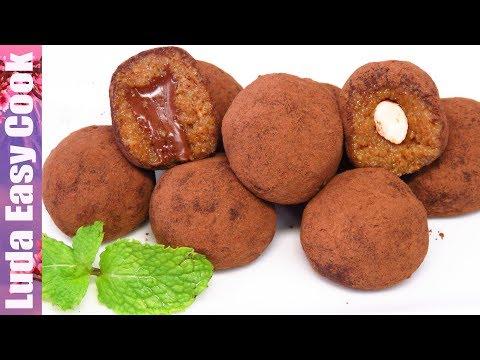 КОНФЕТЫ к НОВОМУ ГОДУ! Трюфельные конфеты ТИРАМИСУ на сладкий праздничный стол