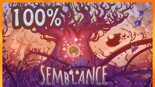 Walkthrough Semblance with all collectibles