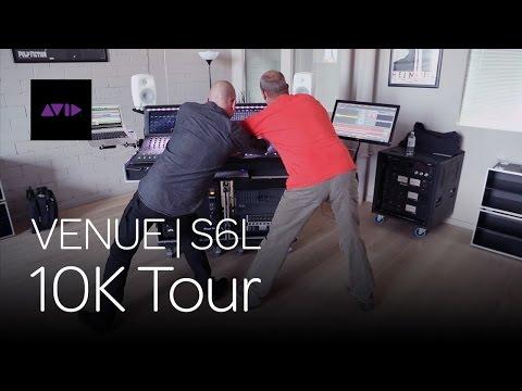 Avid VENUE | S6L 10K Tour in Berlin