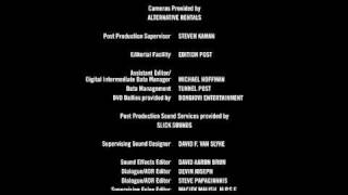 the end credits to Forget me not (2009) Ariel Winter Carly Schroeder