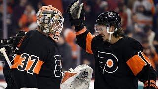 NHL Highlights | Kings vs Flyers - Jan. 18, 2020