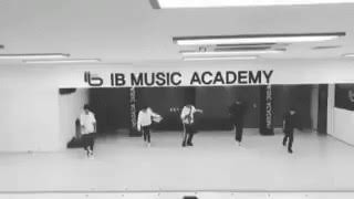 TxT dançando Let Go? [BTS] (dancer cover) [ TOMORROW X TOGETHER ]