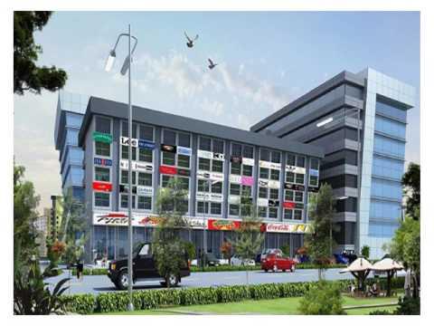 Gaur City Centre commercial Destination
