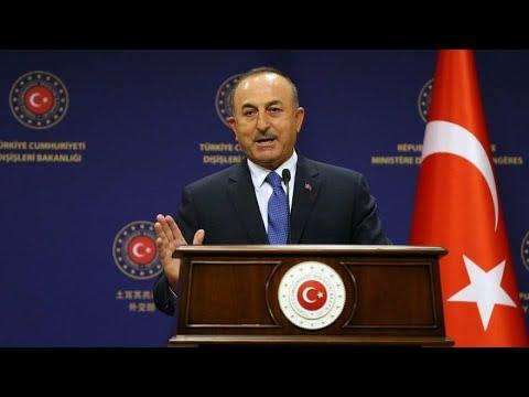 Dışişleri Bakanı Mevlüt Çavuşoğlu: Yunanistan kendine güveniyorsa masaya otursun