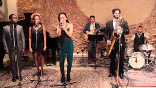 Such Great Heights - Jackson 5 - Style The Postal Service Cover ft. Kiah Victoria