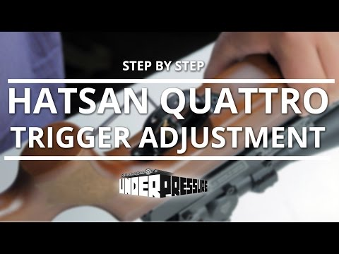 Step by Step Hatsan Quattro Trigger Adjustment