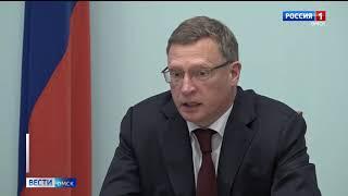 Александр Бурков предложил продлить льготные тарифы на перевозку омского зерна в другие регионы России