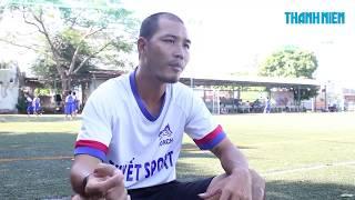 Lưu Ngọc Hùng - cựu cầu thủ V-League ước mơ thay đổi bóng đá TP. HCM