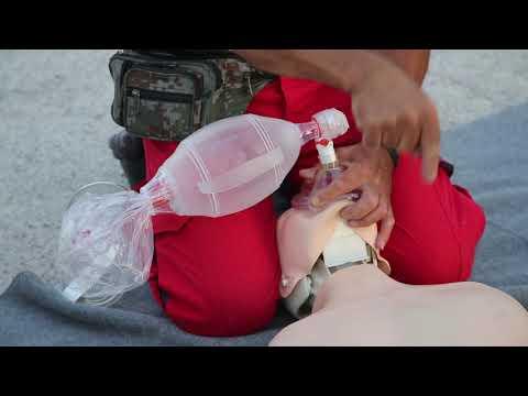 Παγκόσμια ημέρα πρώτων βοηθειών με τον Ερυθρό Σταυρό