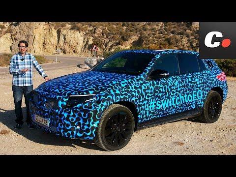 Mercedes-Benz EQC: El primer coche eléctrico de Mercedes EQ | Review | Prototipo SUV | coches.net