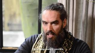 Russell Brand On Not Trusting Others!