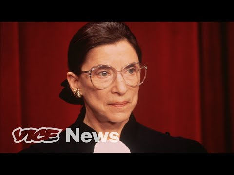 Ruth Bader Ginsburg Never Stopped Fighting