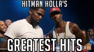 Hitman Holla Fight Compilation   Masked Inasense