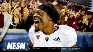 Patriots Draft N'Keal Harry In First Round Of 2019 NFL Draft