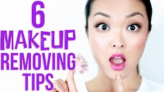 HOW TO: Remove Makeup Properly!