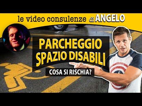 PARCHEGGIO NELLO SPAZIO DISABILI: cosa si rischia? | avv. Angelo Greco