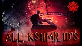 Welcome To Kshmr Vol.9 unofficial ( ids ,unreleased tracks etc)