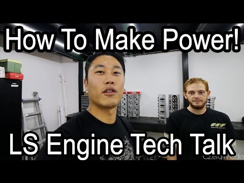 Talking To The Engine Expert - Besnik Engine Design - Wide Body V8 FD RX7 Build Video Series 24