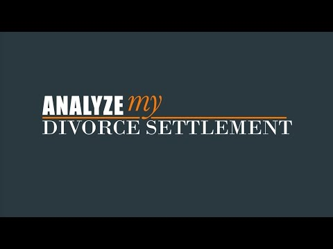 Economic Security Planning Introduces Analyze My Divorce Settlement: Powerful New Software Helps Couples Reach Fair Divorce Agreements