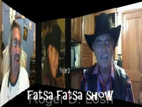 Roger Losh interview on Fatsa Fatsa Show with Kim Nicolaou - She Locked Me Out