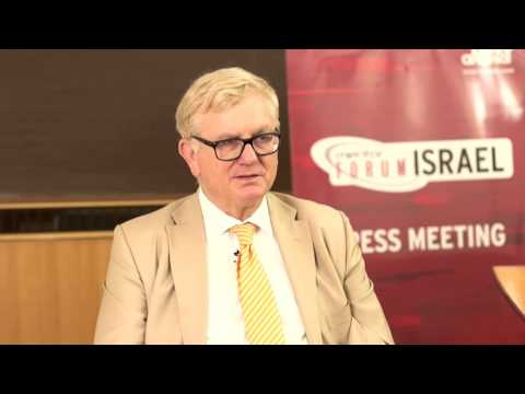 SemIsrael Interview With Gregory K. Hinckley, President, Mentor Graphics (April 2016)