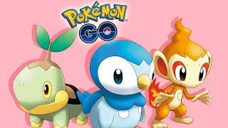 ¡Pokémon de la REGIÓN de SINNOH en el 2do aniversario! 4 generación en Pokémon GO!? 4gen! [Keibron]