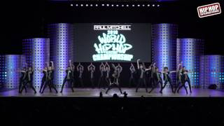 Royal Family Varsity - New Zealand (Bronze Medalist MegaCrew Division) @ #HHI2016 World Finals