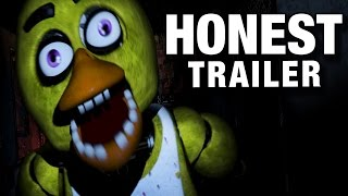 FIVE   NIGHTS AT FREDDY'S (Honest Game Trailer)