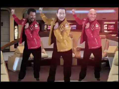 Star Trek Meets Tom Jones