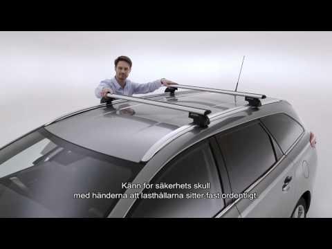 Toyota | Lasthållare | Crossbars
